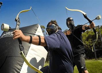 Fun archery